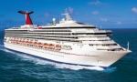 Triumph, Carnival Cruises