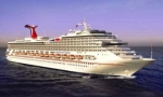 Valor, Carnival Cruises